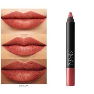 NIB NARS Dolce Vita Velvet Matte Lip Pencil